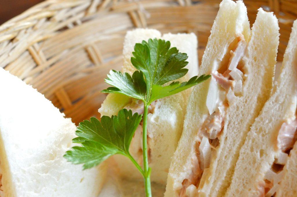 223_茨城県ひたちなか市 山茶郷 サンドイッチ