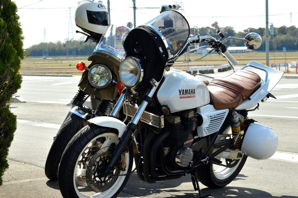 68_茨城県ひたちなか市 山茶郷 ヤンキーバイク