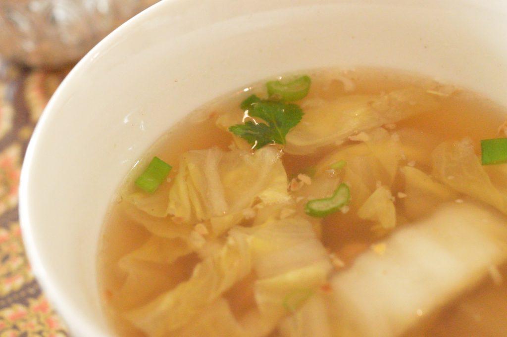 01_茨城県日立市 タイレストランクンシャーン _88 クイティアオセンレック 麺