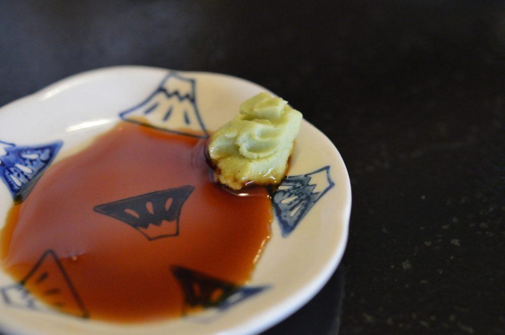 01 007 雑魚屋 ワサビ醤油
