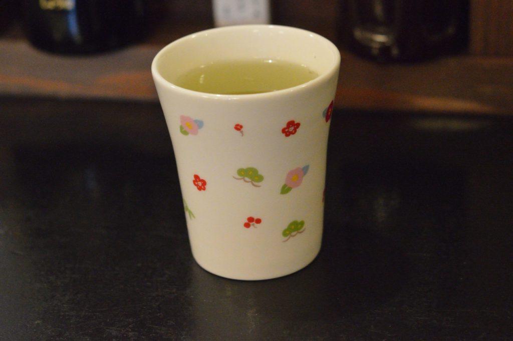 05 008 雑魚屋 緑茶