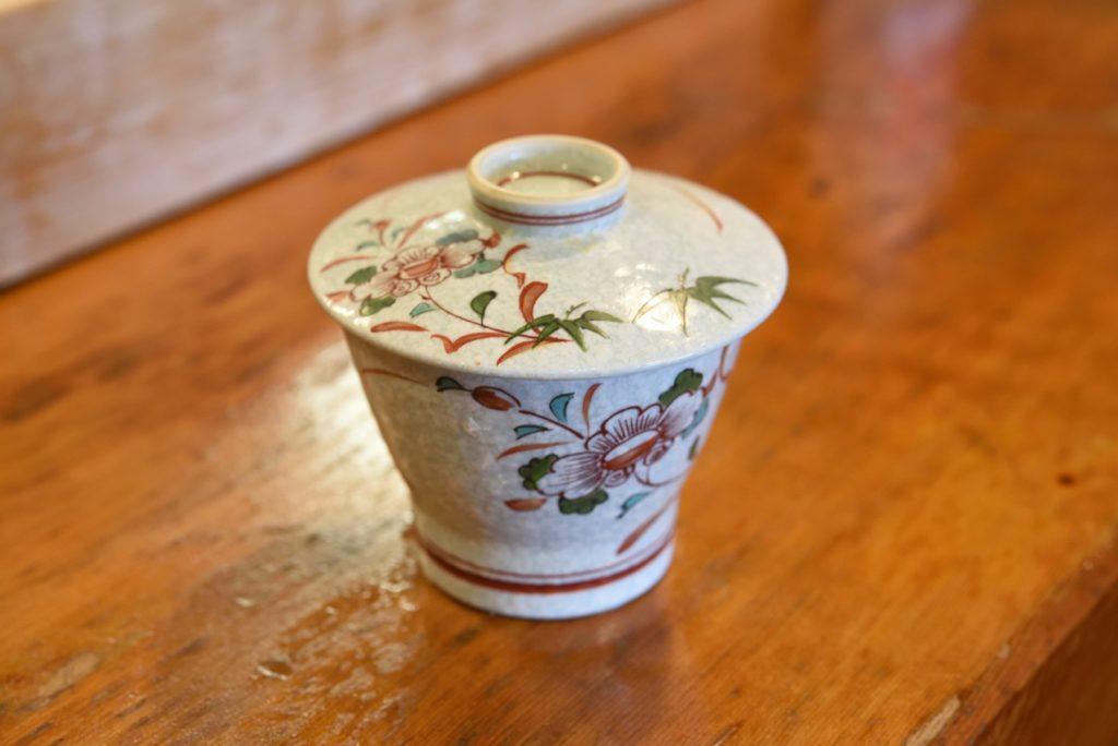 鮨幸 1 茶碗蒸し蓋つき