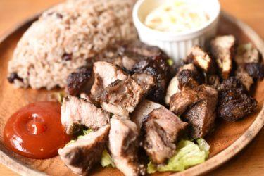 【アイリーアーヤ】ジャマイカの郷土料理ジャークチキンが美味すぎてがっちりハマる@茨城県水戸市