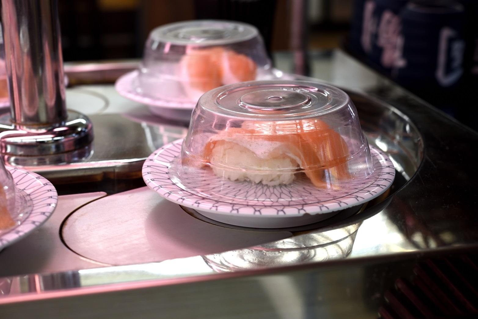 那珂湊 市場寿司 トロサーモン