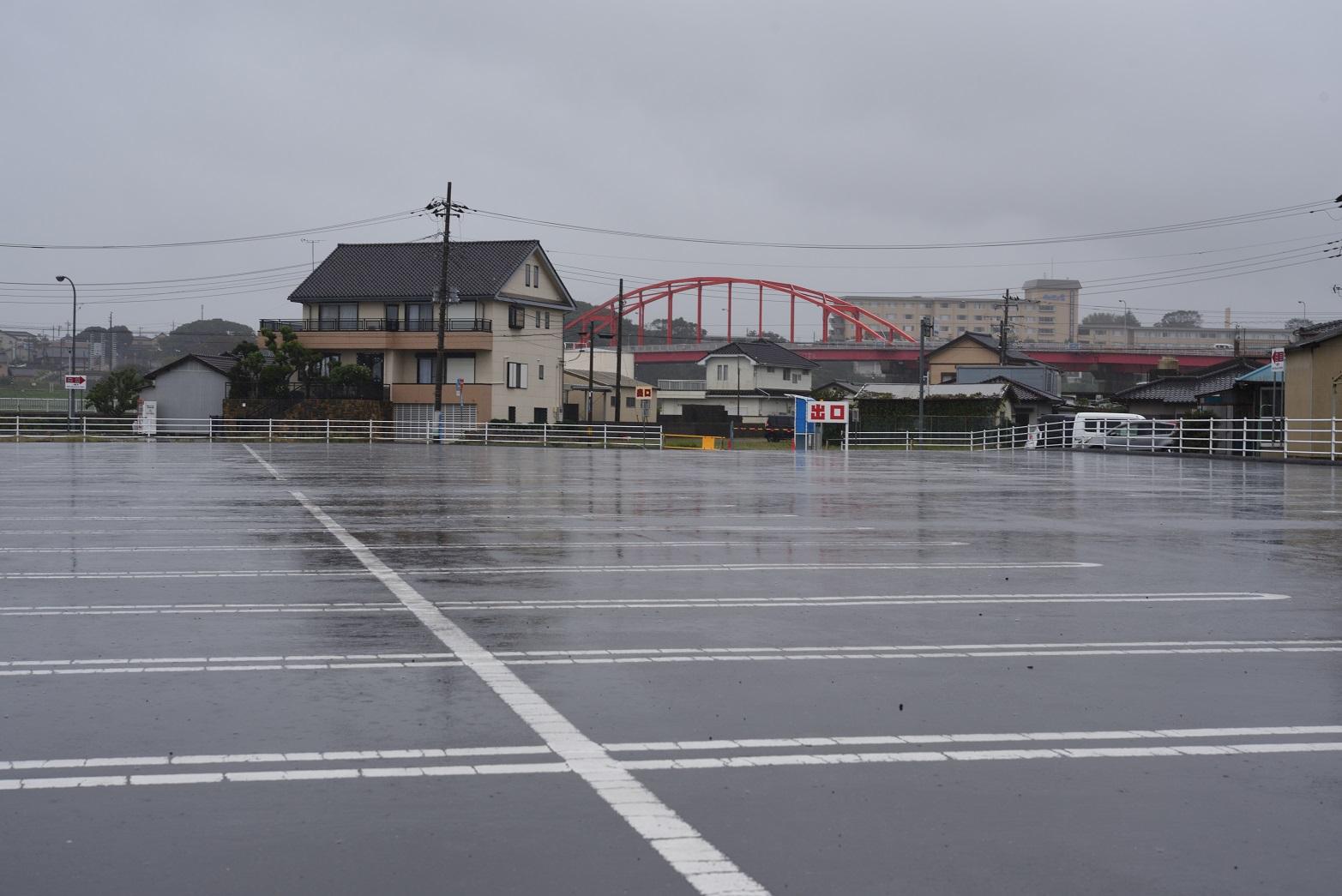 那珂湊 市場寿司 駐車場