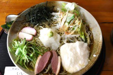 【そば処 いい友】美味くて安くて盛りがいい! 蕎麦好きの最良の友は常陸秋そばの故郷にいる@茨城県常陸太田市