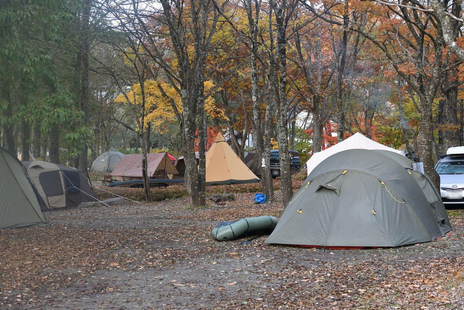 ほとりの遊び場キャンプ場