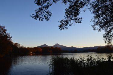 【ほとりの遊び場キャンプ場】曽原湖のほとりで秋を満喫@裏磐梯