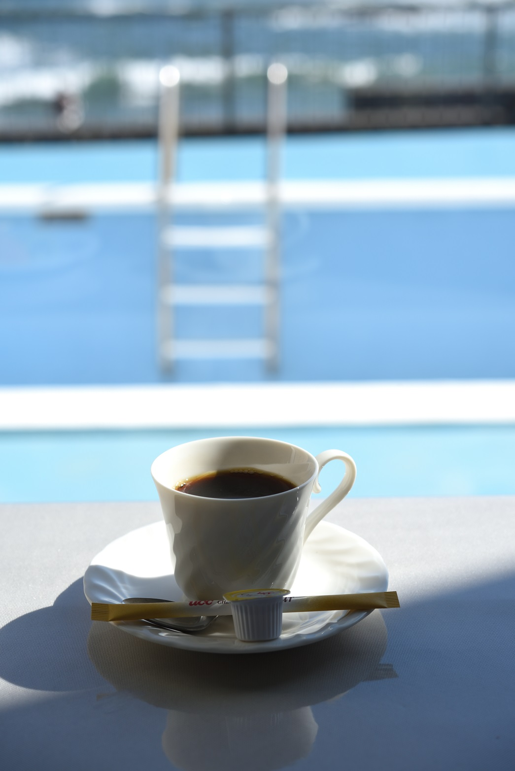 ウィスタリア コーヒー