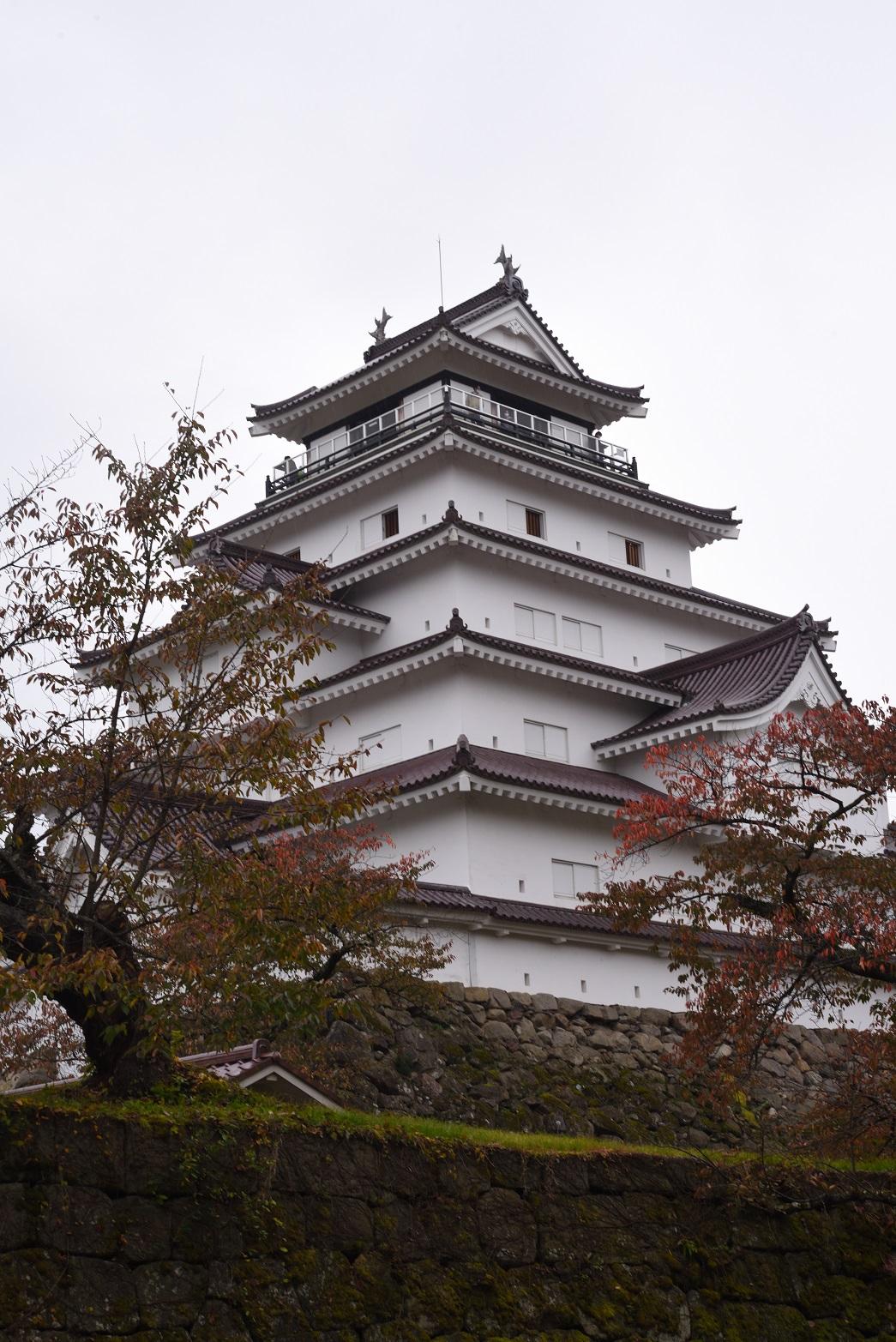鶴ヶ城 2020