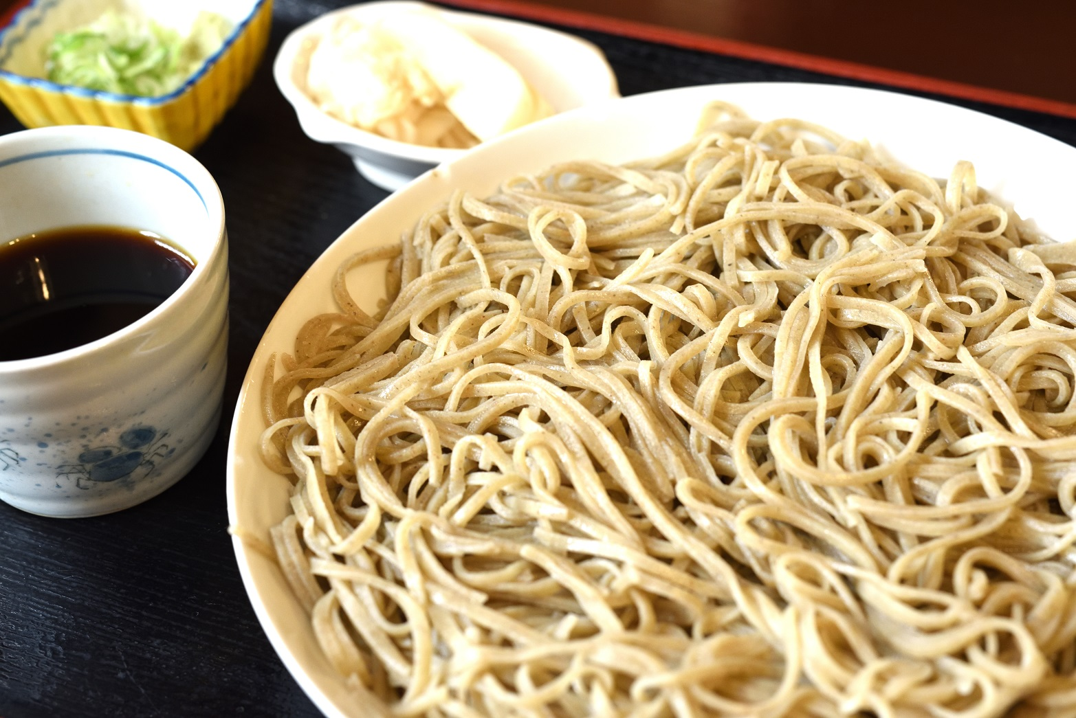 鮨健 もり蕎麦