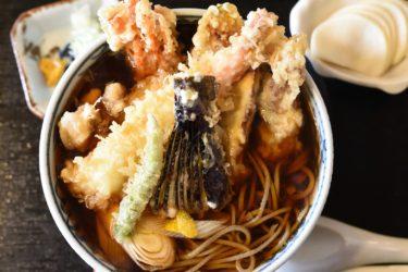 【鮨健】絶品の蕎麦と昔ながらのドすっぱい梅干し!蕎麦と定食と梅干しとついでにお寿司のお店@茨城県水戸市