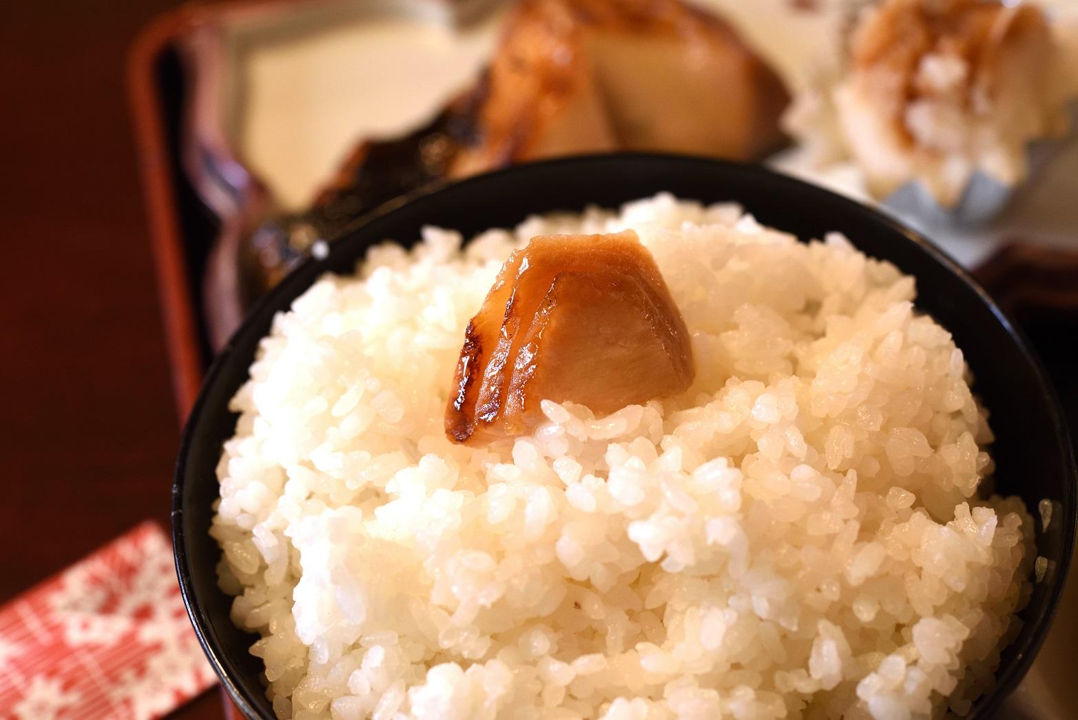 鮨健 焼き魚定食