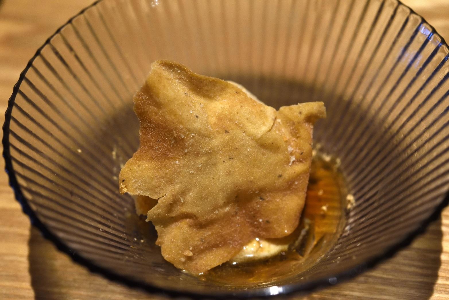 ひろ寿 蕎麦せんべい