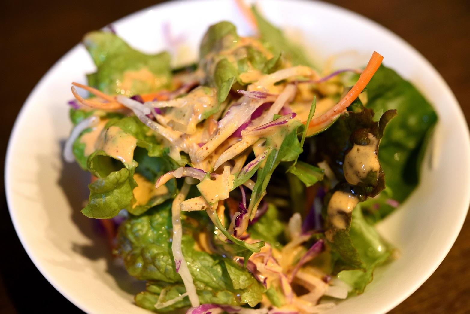 スプリングツリー サラダ