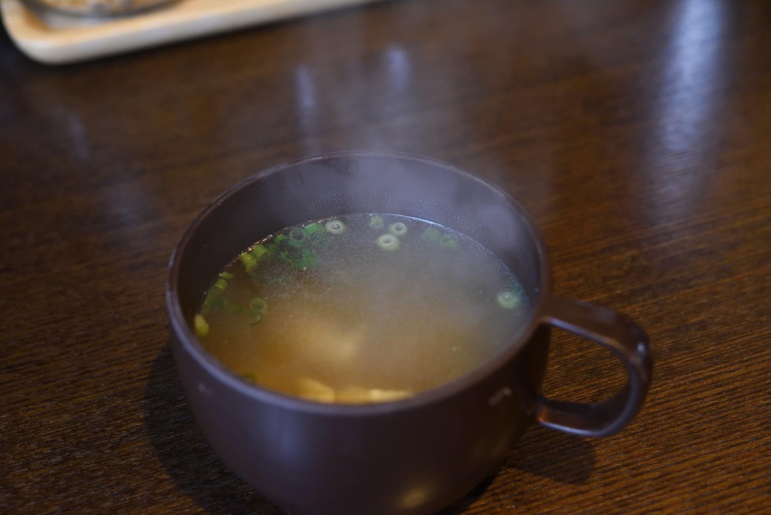 スプリングツリー スープ