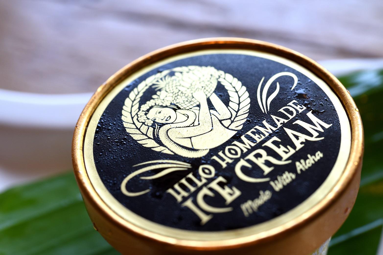 パイアショア HILO HOME MADE ICE CREAM
