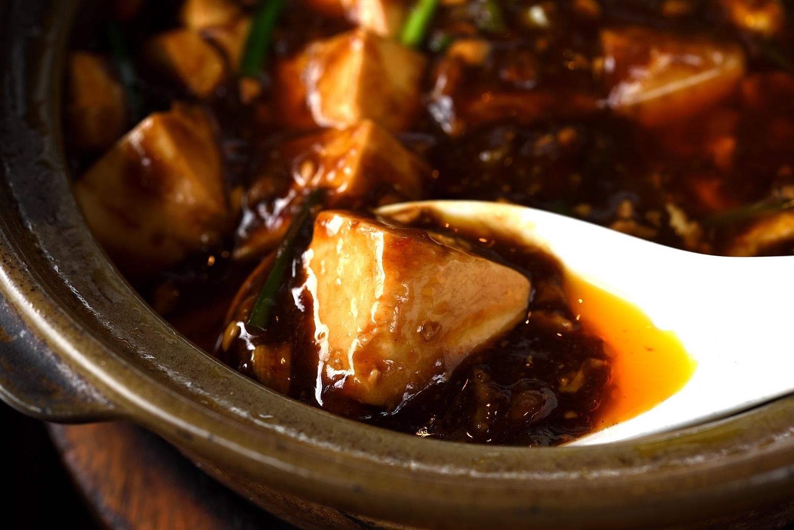 ラオパン飯店 麻婆豆腐