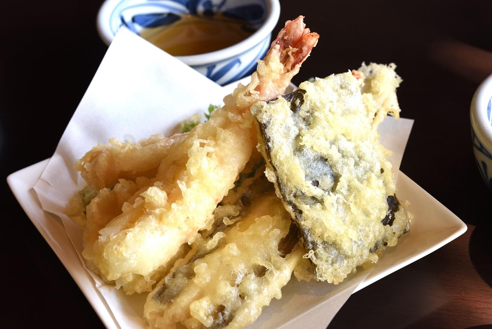 椛や 天ぷら 海鮮