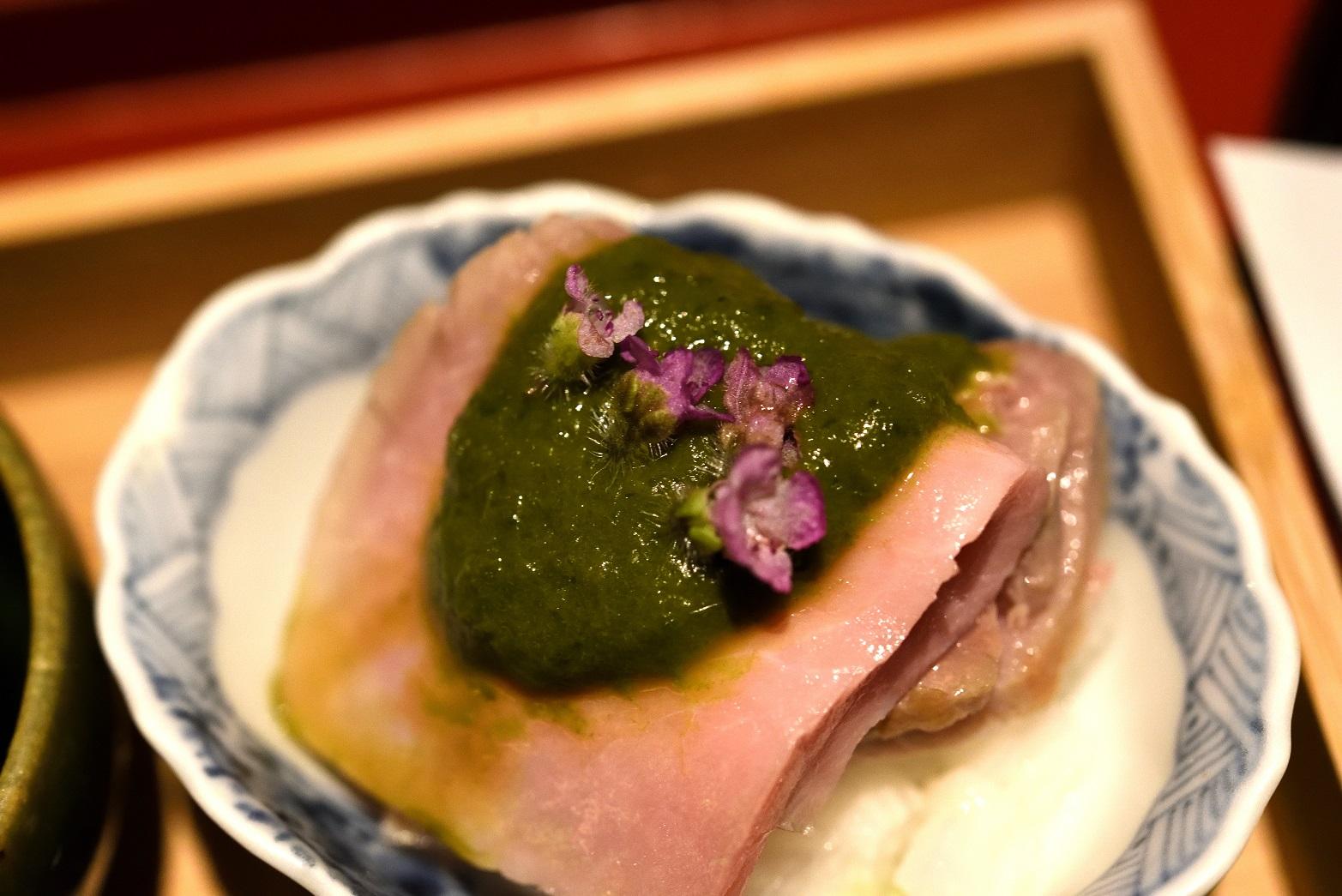 ひろ寿 豚肉