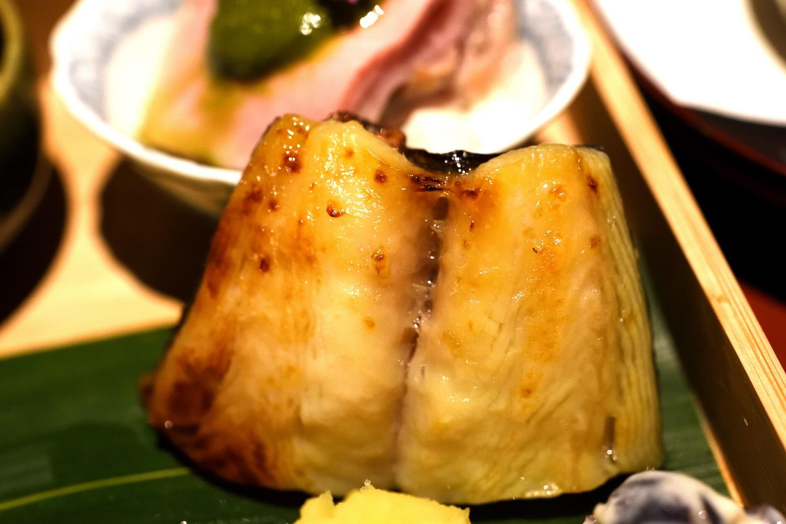 ひろ寿 鰆の西京焼き
