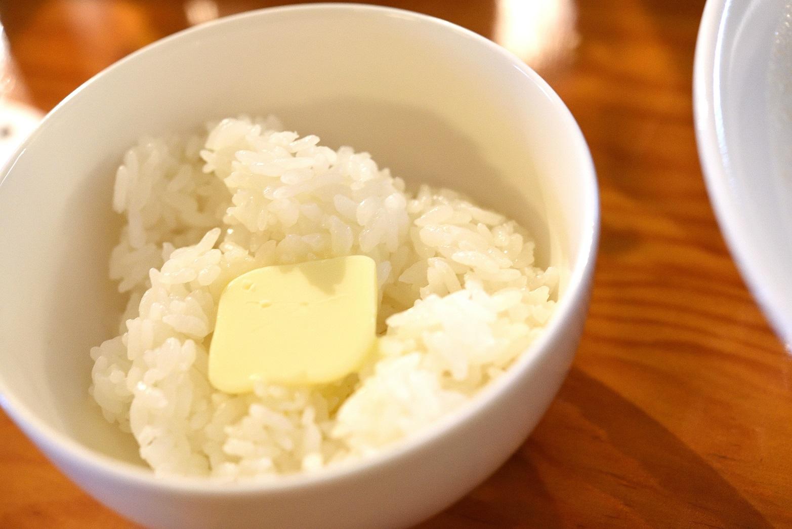 北海道みそらーめん専門店 志のや バターご飯
