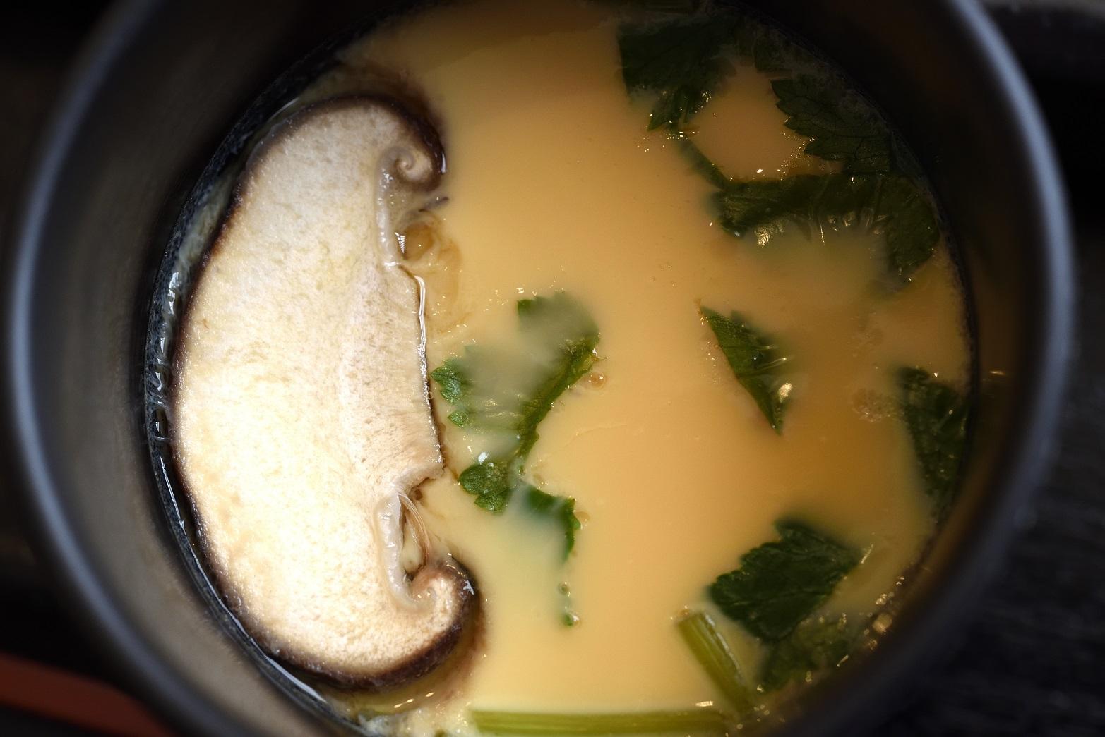 須田 茶碗蒸し