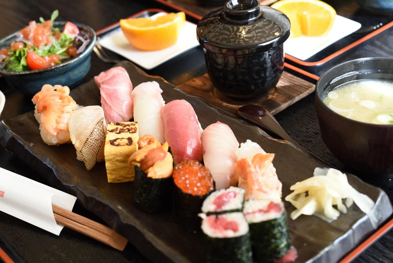 須田 特上寿司