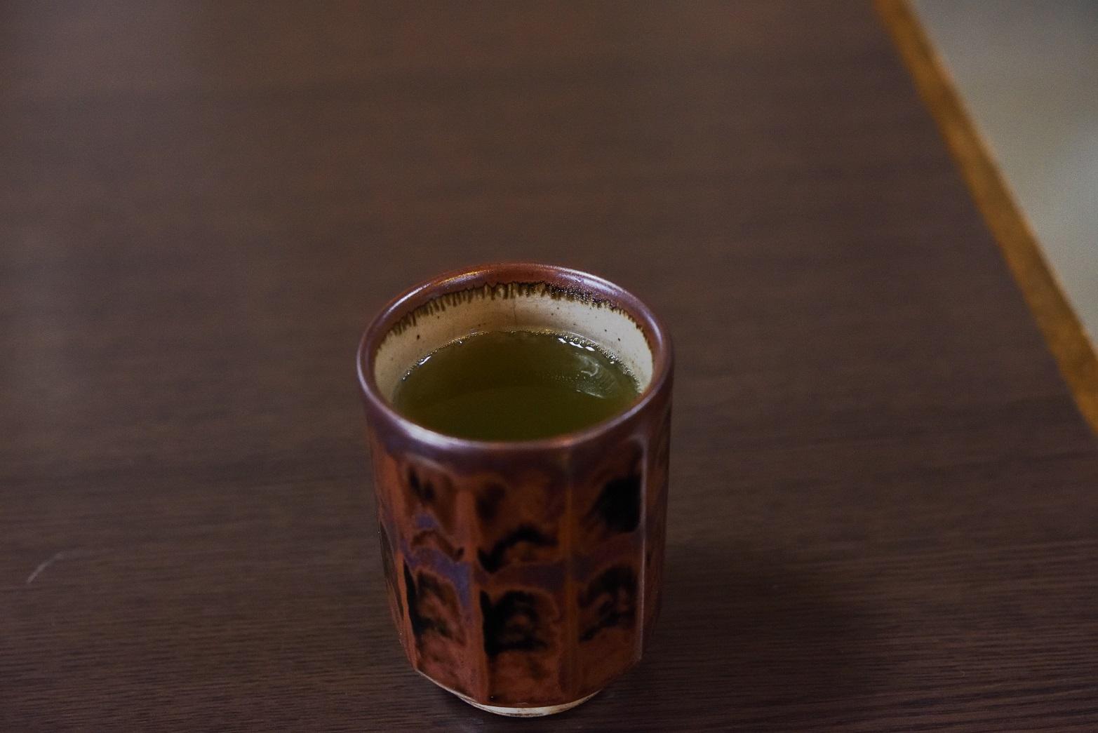 ちんや食堂 お茶