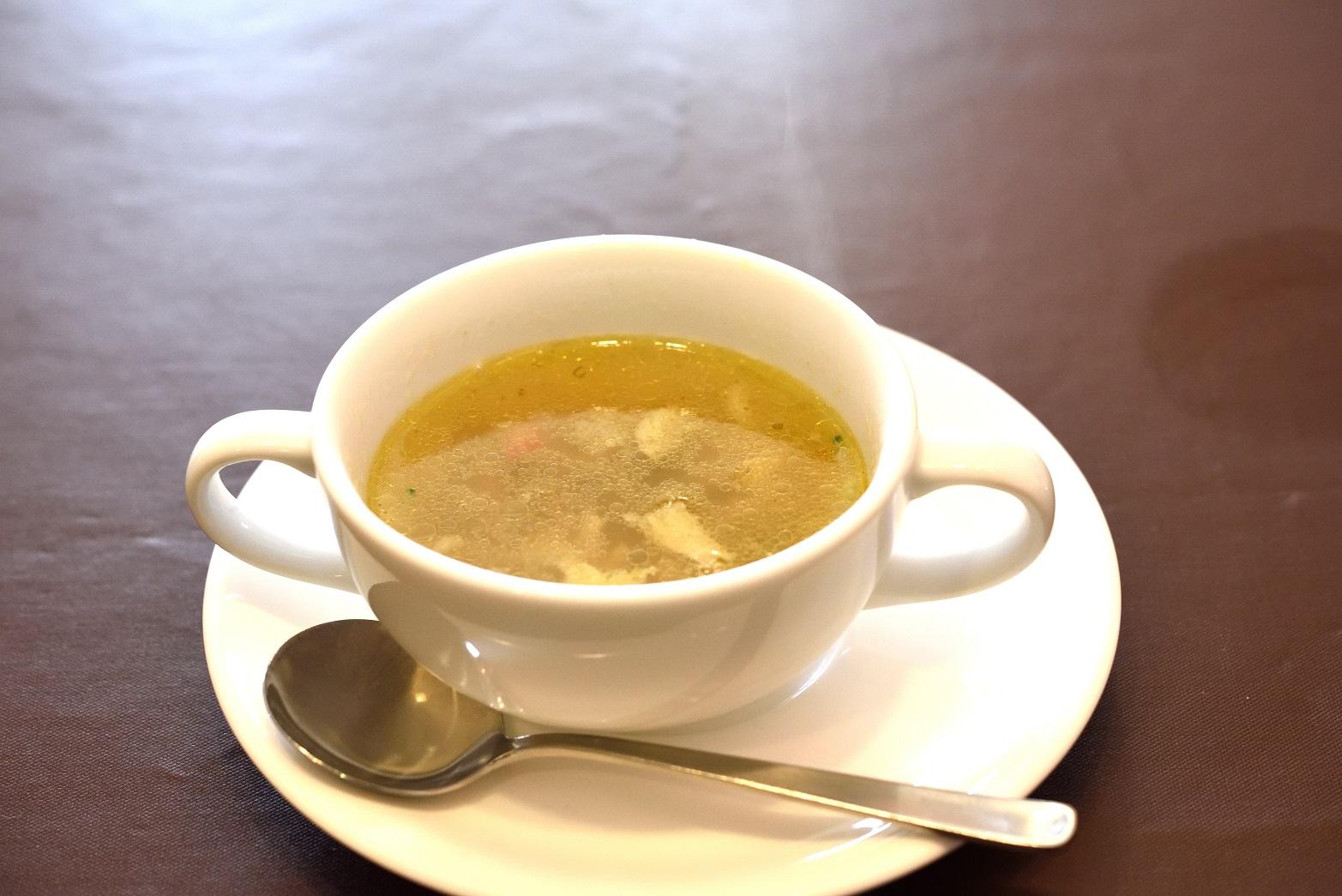 グルヌイユ スープ