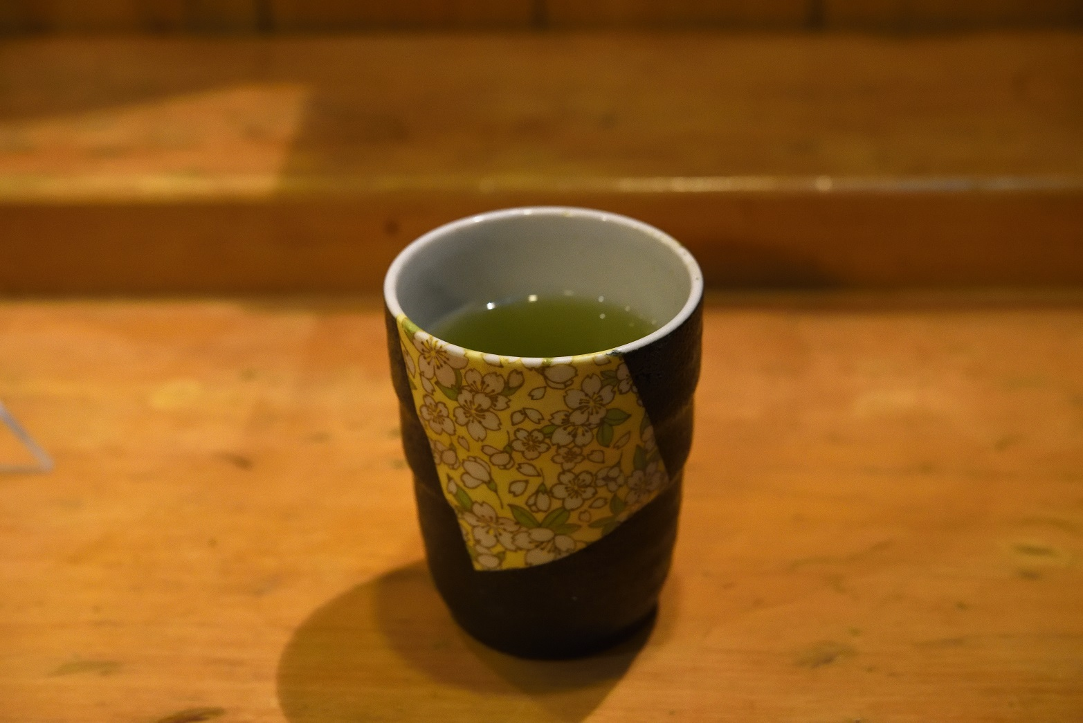 寿司割烹末広 お茶