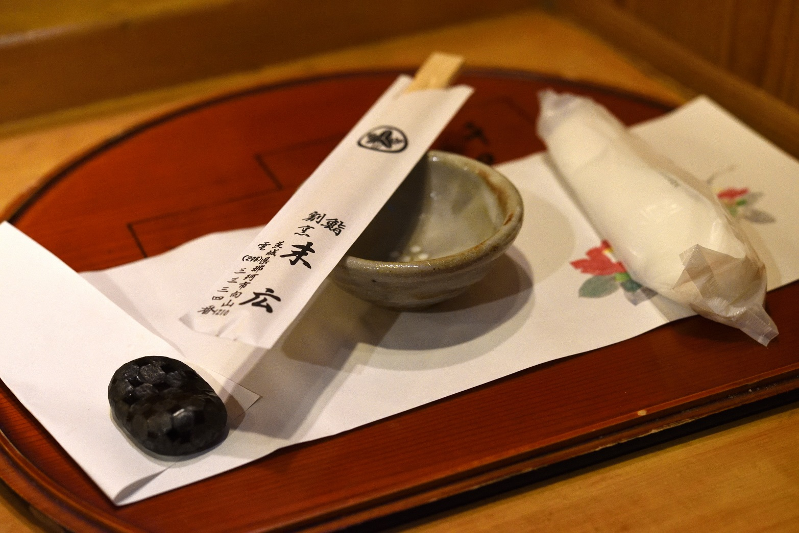 寿司割烹末広 店内
