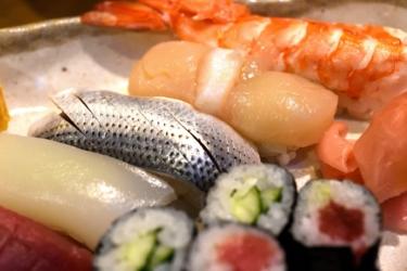 【寿司割烹 末広】すしランチ1,300円! いやぁ魚ってほんと美味いなぁってしみじみ思うのです@茨城県那珂市