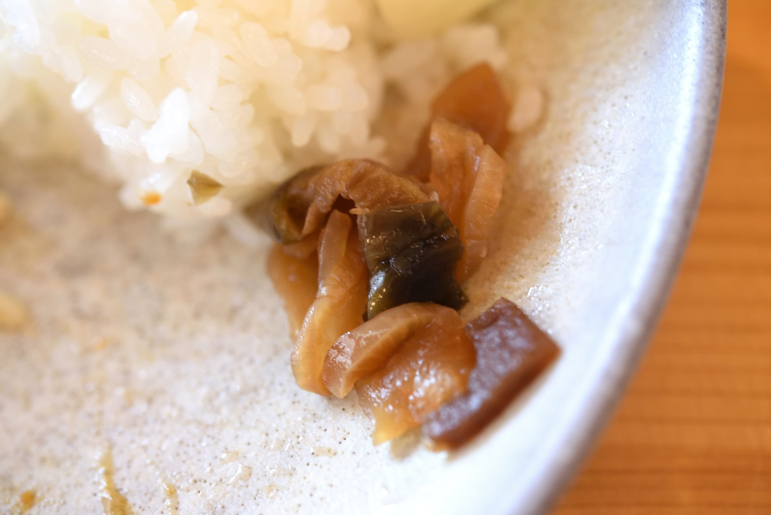 梅カフェwaon カレー