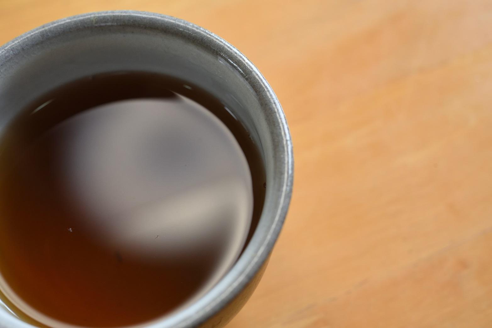 蕎麦処 楓 お茶