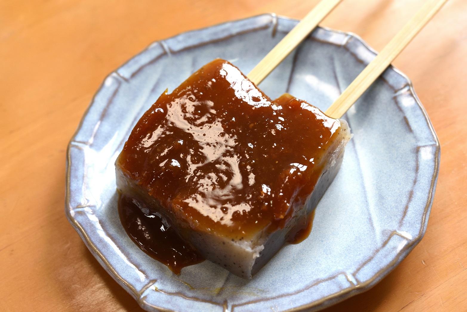 蕎麦処 楓 味噌田楽