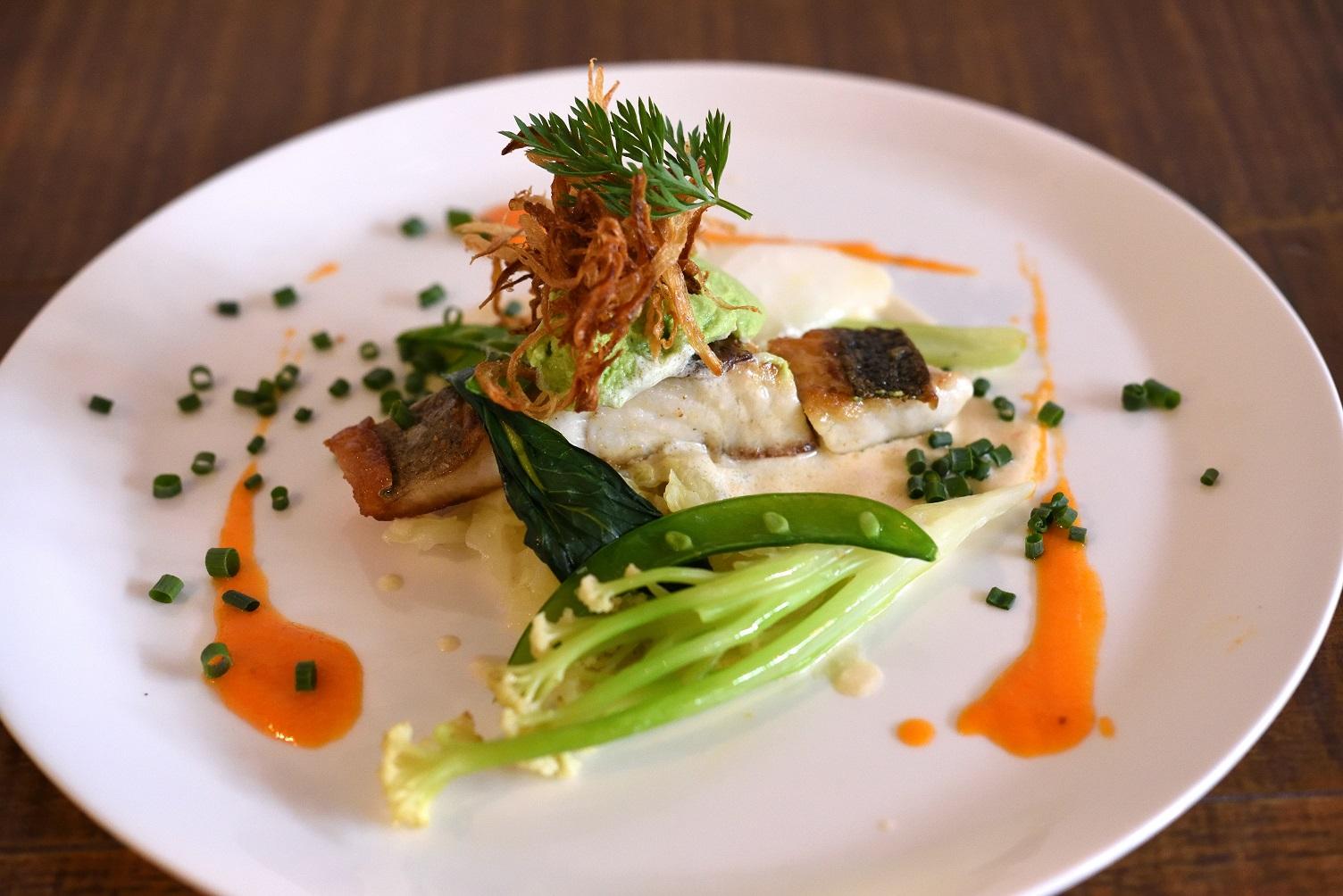 アロゼ 魚料理