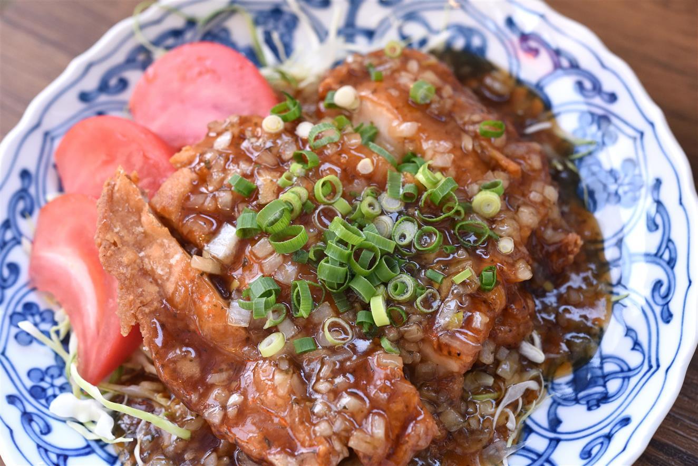 キッチン・ヤン 油淋鶏