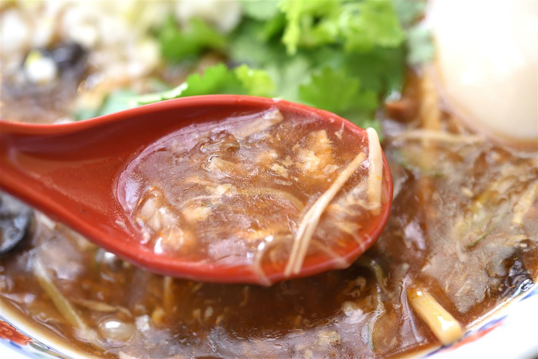 キッチン・ヤン 酸辣湯麵