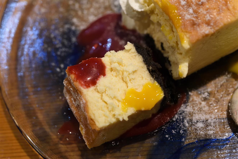オラゲ クッキーチーズケーキ