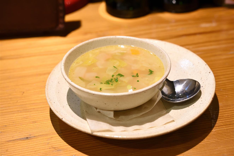 オラゲ スープ
