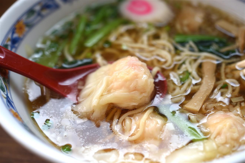 キッチン・ヤン エビワンタン麺